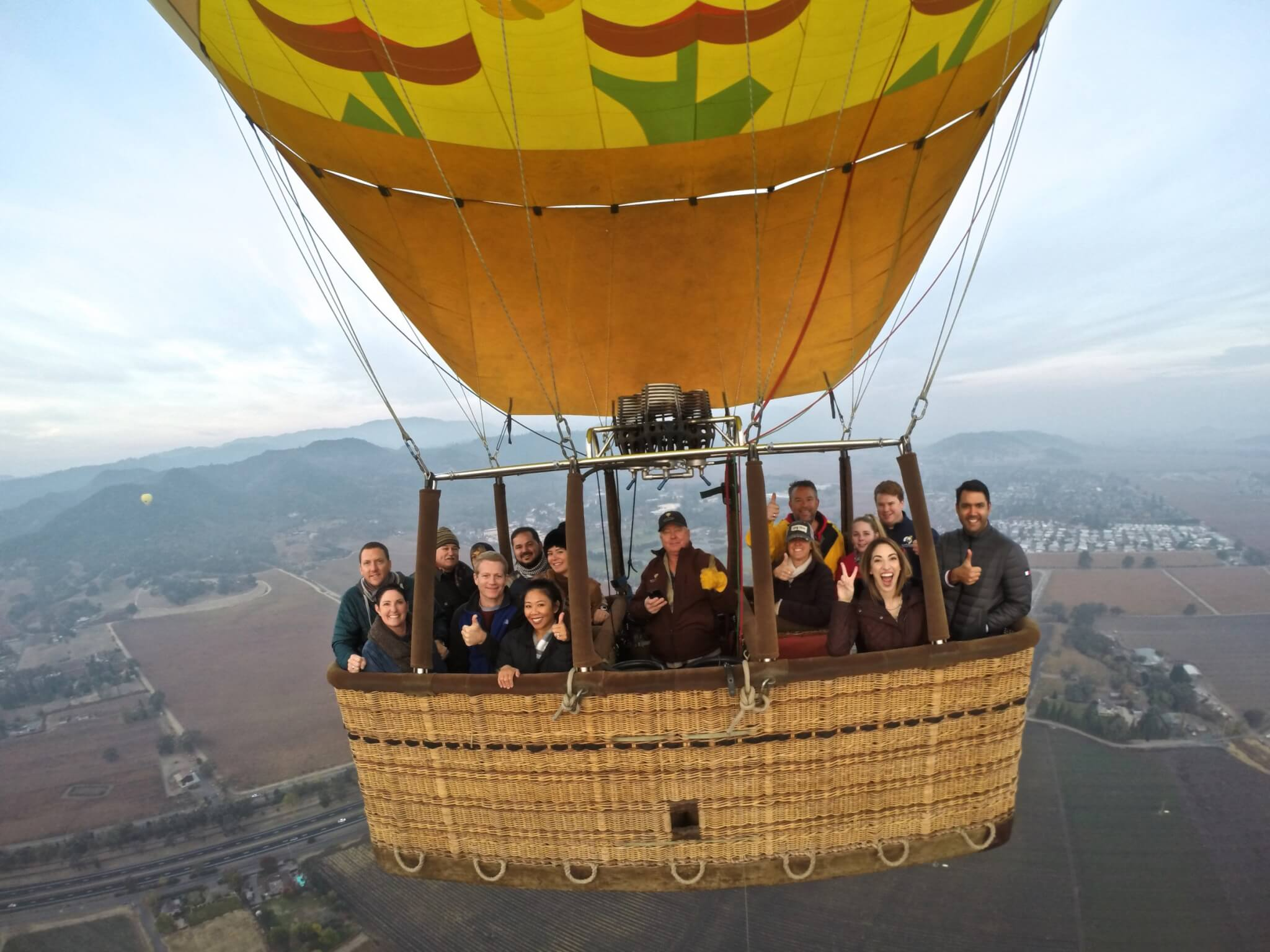 hot air balloon ride, hot air balloon, hot air balloon ride review, hot air baloon ride in napa, napa hot air balloon, things to do in napa
