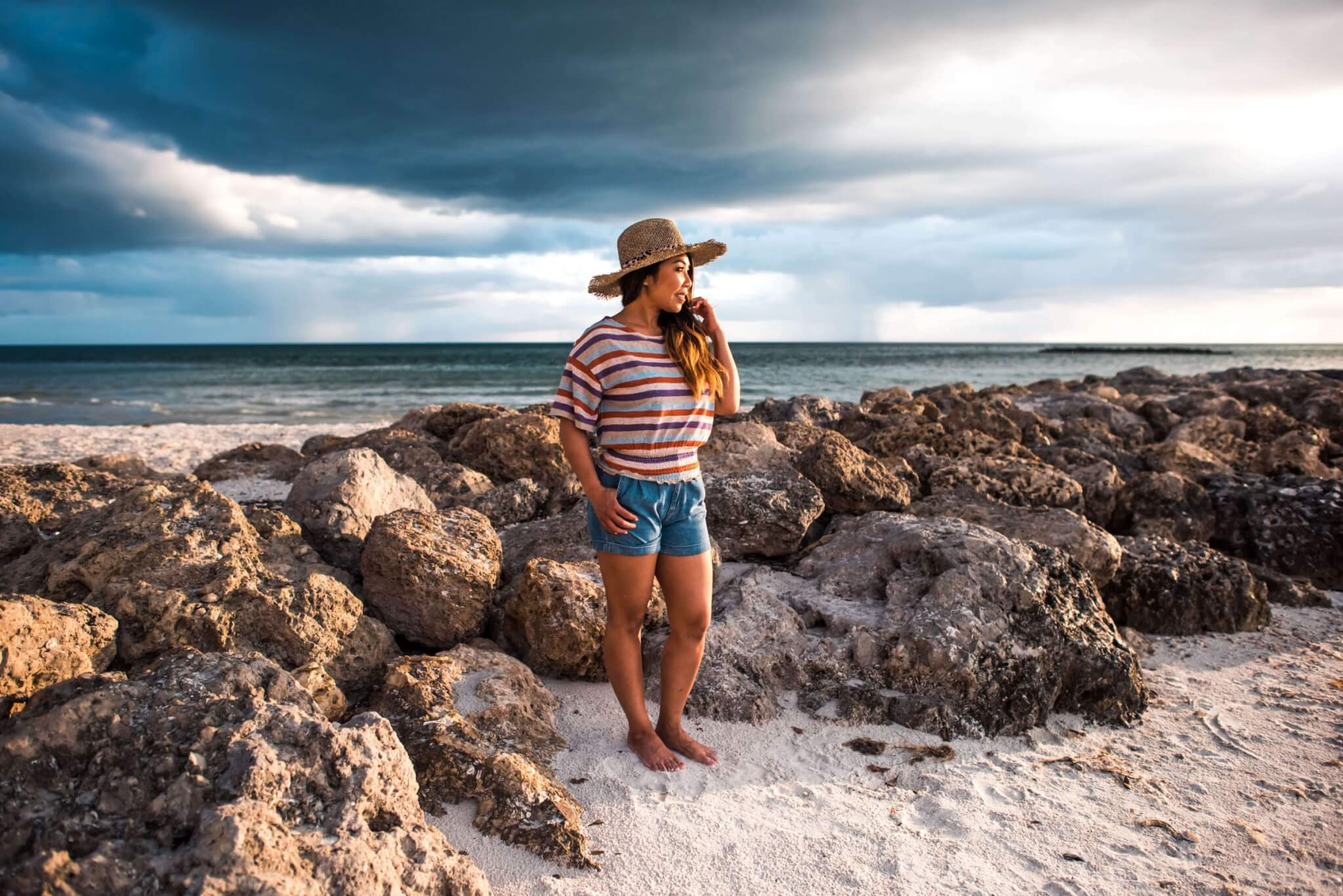 what to wear to florida, what to wear to florida in spring, springwear in florida, florida fashion, florida trends, how to pack for florida, what to wear in florida, how to pack for a trip to florida, what to pack for florida, florida vacation outfits,