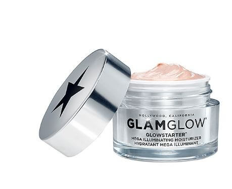 GlamGlow, GlamGlow moisturizer, GLOWSTARTER™ Mega Illuminating Moisturizer, moisturizer for glowing skin, moisturizer for winter, holiday gift ideas, christmas gift ideas, skincare gift idea, sephora, ulta beauty, skincare gift set, glamglow, moisturizer review